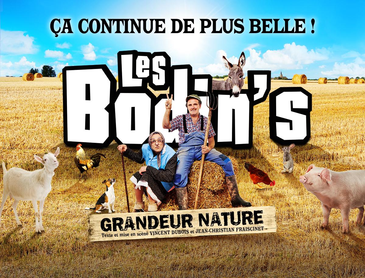 Les Bodin's au Zénith de Caen – Hommet Voyages